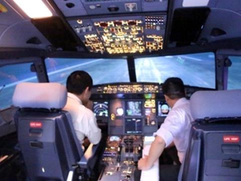... thậm chí mất quyền kiểm soát máy bay - Ảnh minh họa