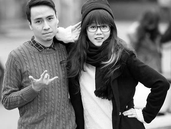 Hình ảnh đẹp của An Nguy và Toàn Shinoda khiến mọi người không bao giờ quên.
