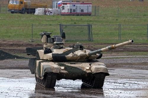 Viet Nam da san sang tiep nhan xe tang T-90MS?