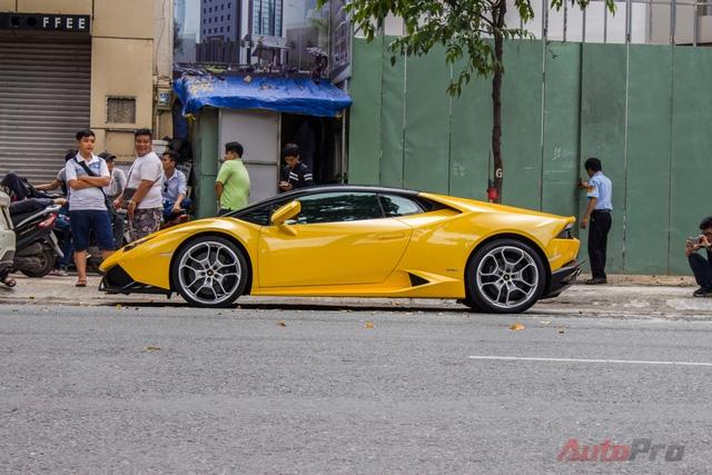 Được biết, sau chiếc Lamborghini Huracan này, Cường Đô la vừa mới sắm thêm một chiếc siêu xe khác. Đó là chiếc Ferrari 488 GTB.