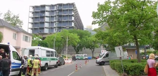 Đức: Nổ súng tại bệnh viện ở Berlin - Ảnh 1.