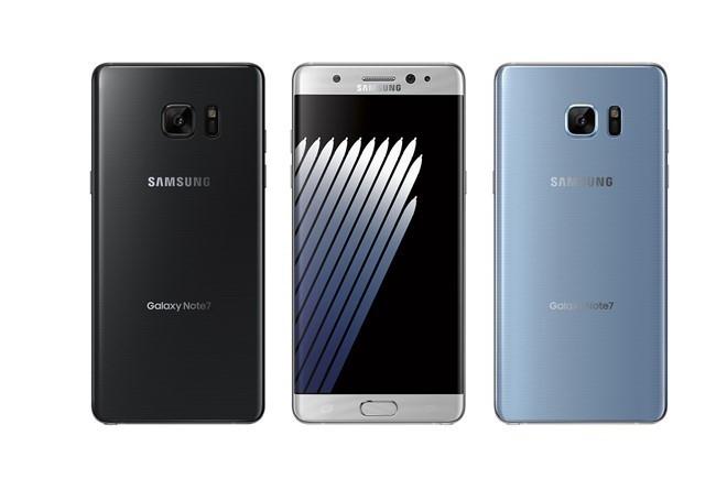 Galaxy Note 7 cho dat gia 18,9 trieu tai Viet Nam hinh anh 1