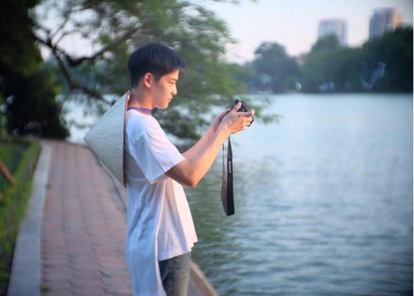 """Khung cảnh Hà Nội liên tục xuất hiện trong phim Thái """"Lovey Dovey Series"""" - Ảnh 2."""