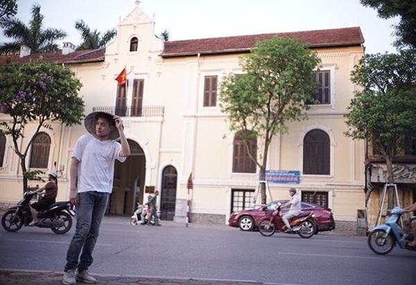 """Khung cảnh Hà Nội liên tục xuất hiện trong phim Thái """"Lovey Dovey Series"""" - Ảnh 3."""