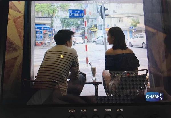 """Khung cảnh Hà Nội liên tục xuất hiện trong phim Thái """"Lovey Dovey Series"""" - Ảnh 4."""