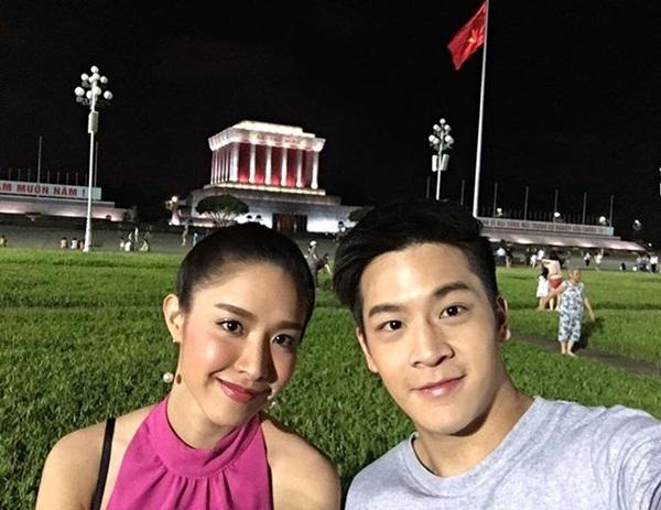 """Khung cảnh Hà Nội liên tục xuất hiện trong phim Thái """"Lovey Dovey Series"""" - Ảnh 13."""