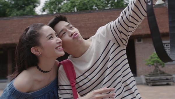 """Khung cảnh Hà Nội liên tục xuất hiện trong phim Thái """"Lovey Dovey Series"""" - Ảnh 16."""