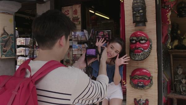 """Khung cảnh Hà Nội liên tục xuất hiện trong phim Thái """"Lovey Dovey Series"""" - Ảnh 17."""