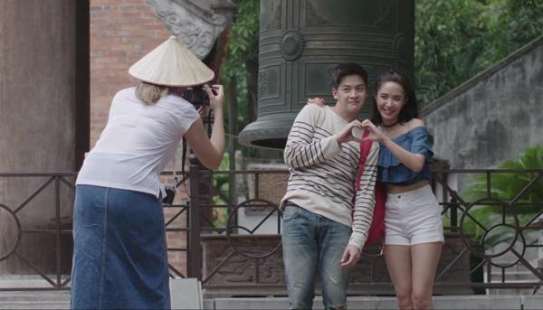 """Khung cảnh Hà Nội liên tục xuất hiện trong phim Thái """"Lovey Dovey Series"""" - Ảnh 18."""