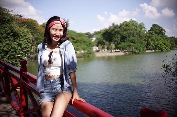 """Khung cảnh Hà Nội liên tục xuất hiện trong phim Thái """"Lovey Dovey Series"""" - Ảnh 21."""