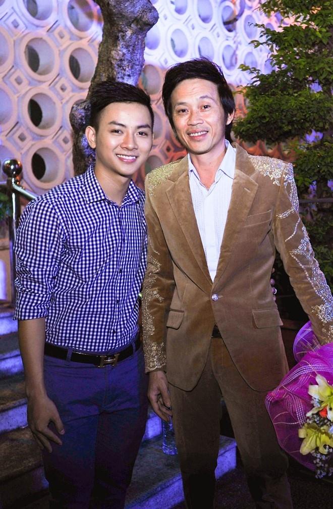 Hoai Lam: 'Tu hao khi duoc goi la con nuoi Hoai Linh' hinh anh 2