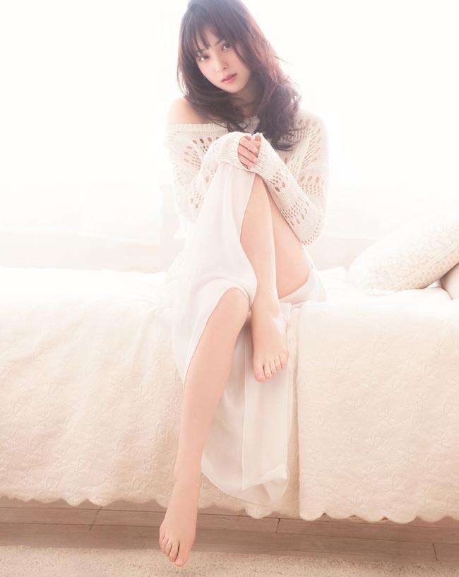 """Dù đã ngấp nghé tuổi 30 song Nozomi vẫn là """"con át chủ bài"""" của các tạp chí thời trang teen ở Nhật."""