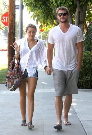 Miley Cyrus va Liam Hemsworth da bi mat ket hon hinh anh 2