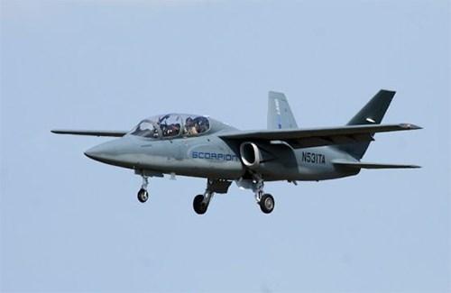 Mỹ bắt đầu phát triển dòng máy bay cường kích hạng nhẹ mới Scorpion - Ảnh 2.