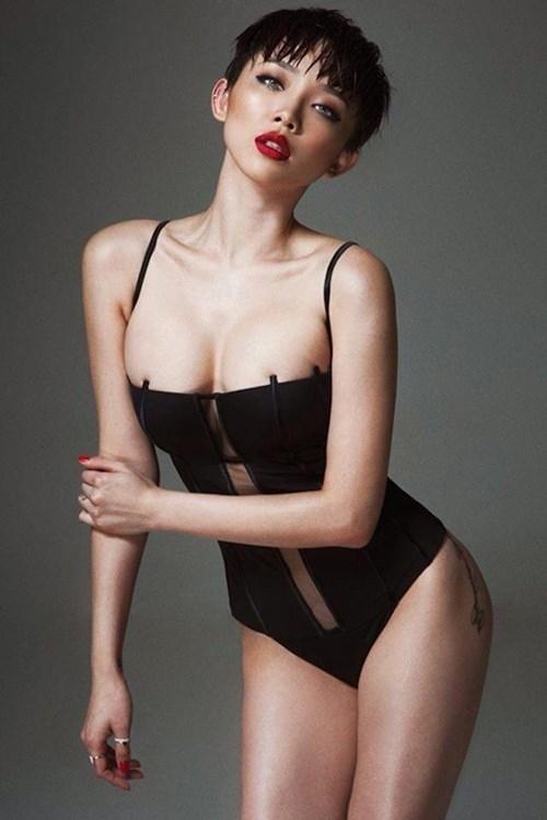 Catse của Tóc Tiên tăng lên từng ngày theo tốc độ nổi tiếng của mỹ nhân 27 tuổi.