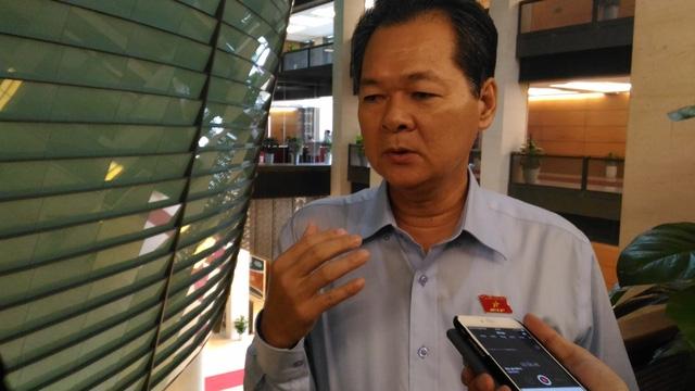 Đại biểu Quốc hội Trương Minh Hoàng:Vụ việc có yếu tố sai phạm có tổ chức