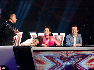X-Factor: Giám khảo