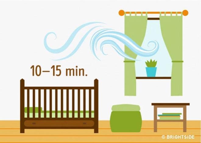 7 nguyên tắc chống nóng cho bé trong mùa hè
