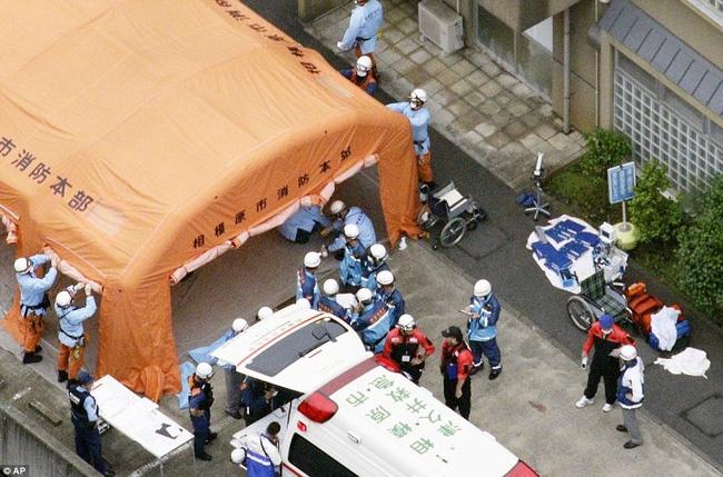 Ai nghĩ gương mặt thư sinh này là kẻ đã dùng dao giết 19 người tại Nhật? - Ảnh 2.