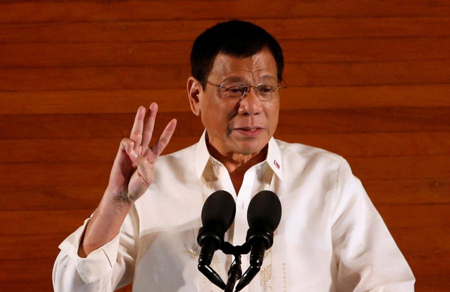 Chiến dịch trừng phạt tội phạm ở Philippines - ảnh 1
