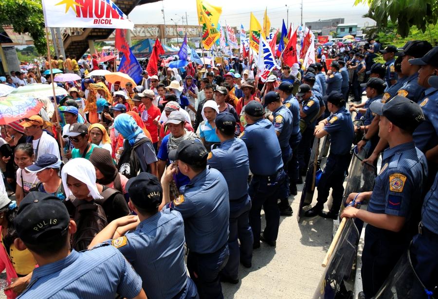 Chiến dịch trừng phạt tội phạm ở Philippines - ảnh 2