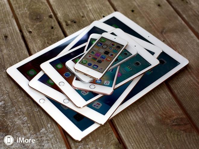 Doanh thu va loi nhuan tu iPhone, iPad tiep tuc giam hinh anh 1
