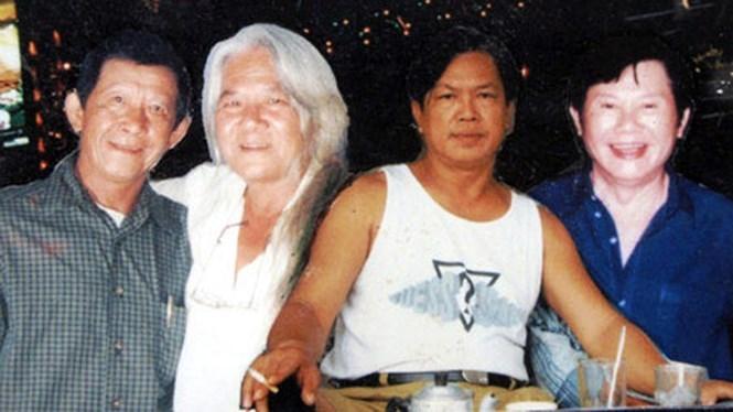 Từ trái sang: Hoàng Biếu, Ngọc Giao, Sỹ Đặng, Duy Ngọc /// Ảnh: Gia đình cung cấp