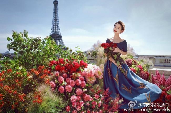 Những hình ảnh đầu tiên ở nơi diễn ra đám cưới rình rang của Lâm Tâm Như - Hoắc Kiến Hoa - Ảnh 1.