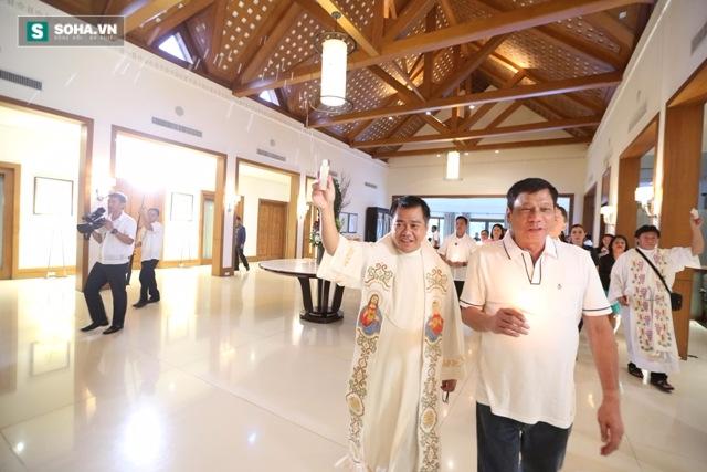 Ông Duterte tiết lộ cuộc sống trong dinh Tổng thống Philippines - Ảnh 5.