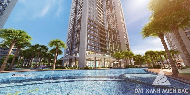 Park 12 là tòa căn hộ dịch vụ hoàn thiện đồ rời duy nhất với các tiện ích vượt trội tại KĐT Times City, 458 Minh Khai, Hà Nội