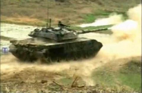 Viet Nam trang bi giap phan ung no cho tang T-54/55