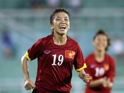 Thắng Thái Lan, tuyển nữ Việt Nam vào bán kết với ngôi đầu bảng
