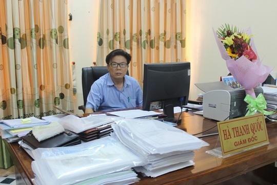 Giám đốc sở lên tiếng vụ hiệu phó tống tiền nữ đồng nghiệp