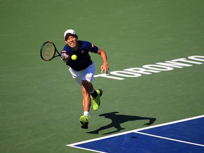 Hạ Wawrinka, Nishikori gặp Djokovic ở chung kết Rogers Cup