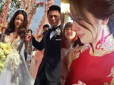 Bóc giá váy cưới và trang sức hàng hiệu của Lâm Tâm Như