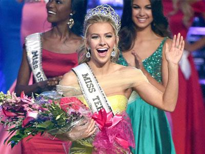 Miss Teen USA vừa đăng quang đã bị đòi tước vương miện