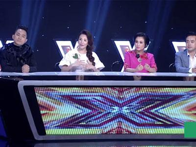 Sau cãi nhau to, giám khảo X-Factor ngượng khi gặp lại