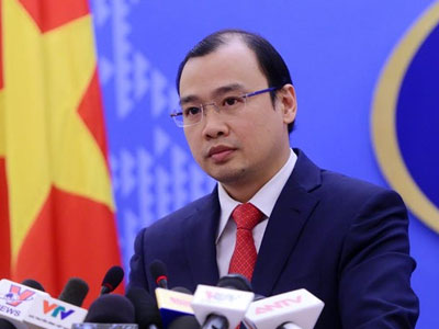Bộ Ngoại giao phản ứng việc Trung Quốc kêu gọi chuẩn bị chiến tranh trên biển