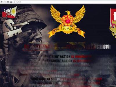 Trang web báo Sinh viên Việt Nam bị hacker 1937CN  tấn công
