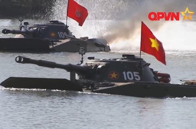 Báo Nga: Việt Nam có thể mua cả BMP-3F lẫn Sprut-SD cho HQĐB - Ảnh 1.