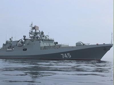 Ấn Độ mua 3 tàu hộ tống Đô đốc Grigorovich từ Nga