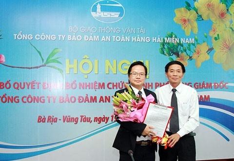 Đinh La Thăng, cách chức, Phó Tổng giám đốc, con cháu, sếp lớn, sếp nhà nước, tập đoàn, Phạm Tuấn Anh, Bảo đảm an toàn Hàng hải miền Nam.