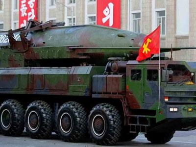 Hàn Quốc tố gián điệp Triều Tiên định nhập lậu lốp xe