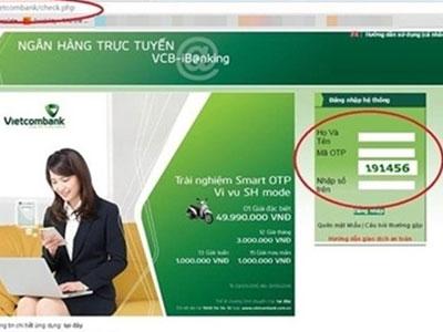 Vietcombank thông tin thêm về vụ mất 500 triệu đồng trong tài khoản cá nhân