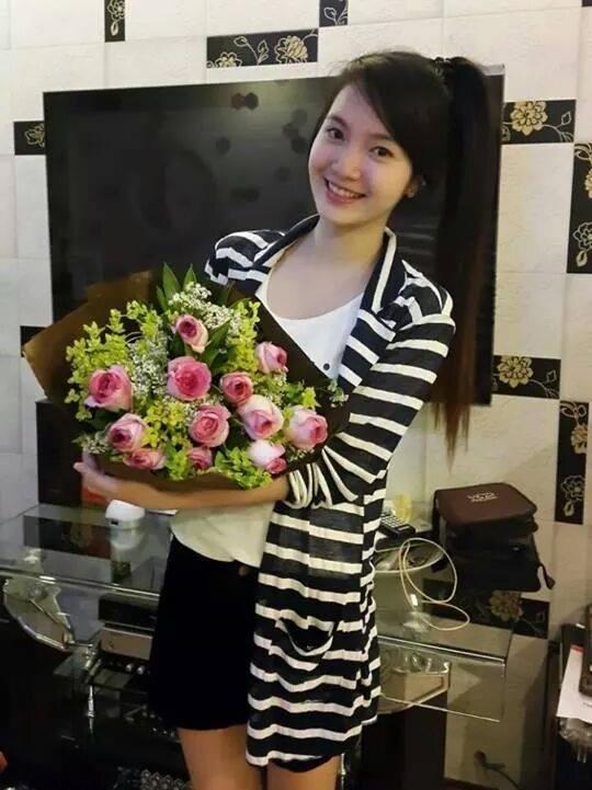 hot girl, Jang Mi
