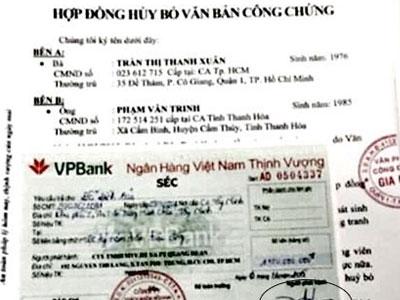 Vụ mất 26 tỷ trong tài khoản VPBank: Có dấu hiệu hình sự