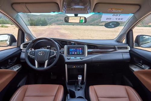 Toyota Innova 2016 tại Việt Nam có gì mới? - 1
