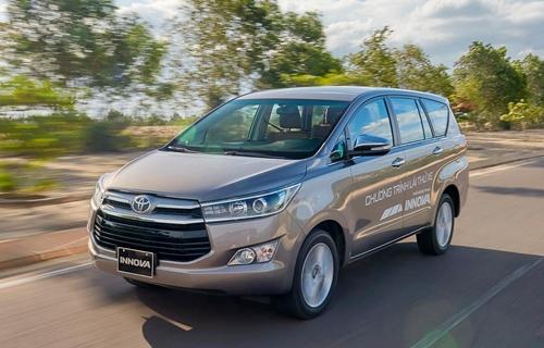 Toyota Innova 2016 tại Việt Nam có gì mới? - 2