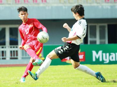 U19 Việt Nam vs U18 Consadole Sapporo, 18h30 ngày 28/8: Chỉnh thước ngắm và đoạt cúp