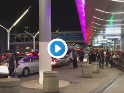 Xả súng tại sân bay quốc tế Los Angeles, Mỹ
